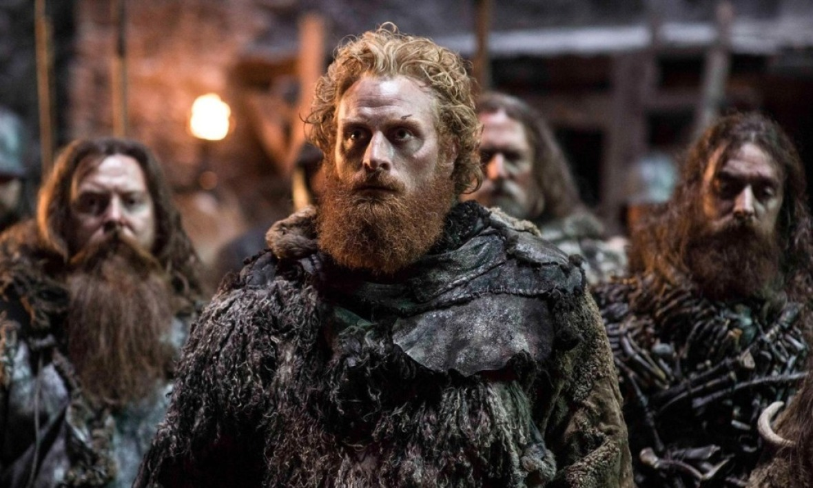 "Kristofer Hivju dans ""Game of Thrones"""