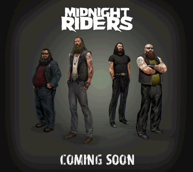 Les Midnight Riders