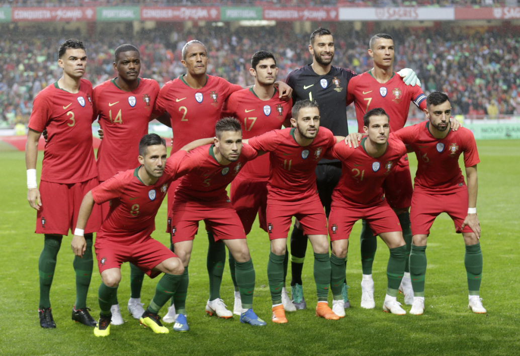 Coupe du monde 2018 - Portugal