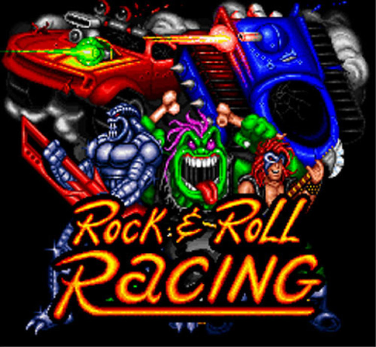 Rock'N Roll Racing