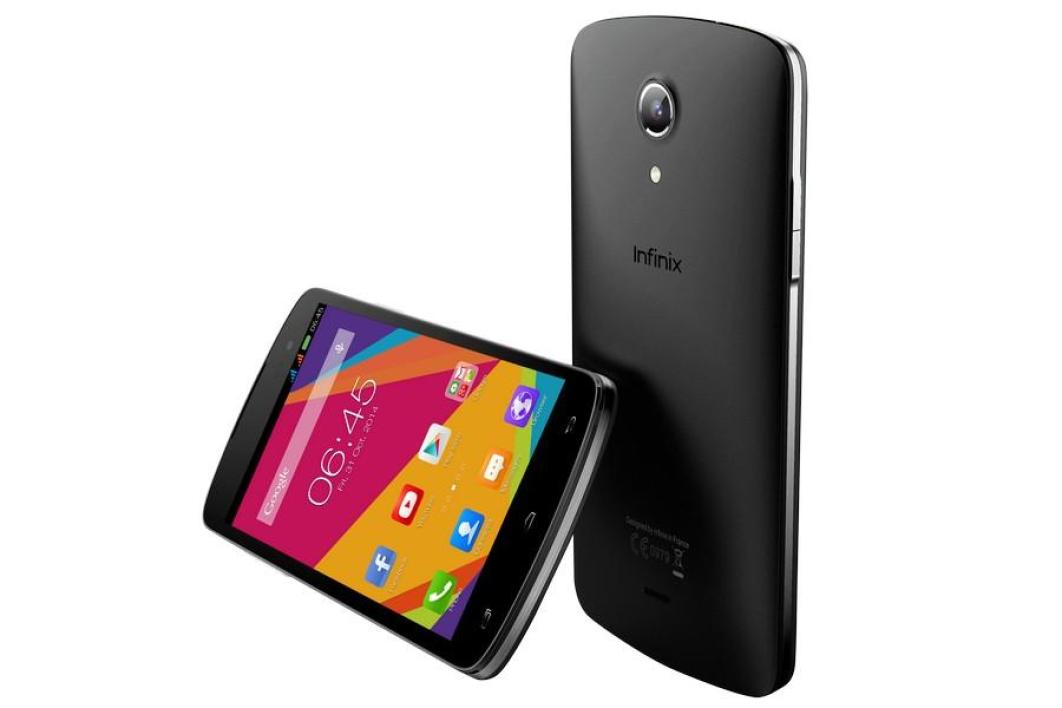 Infinix Race Bolt 2