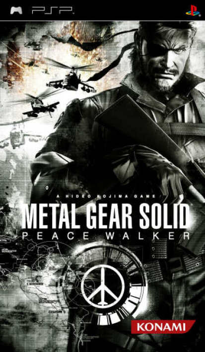 Metal Gear Solid : Peace Walker