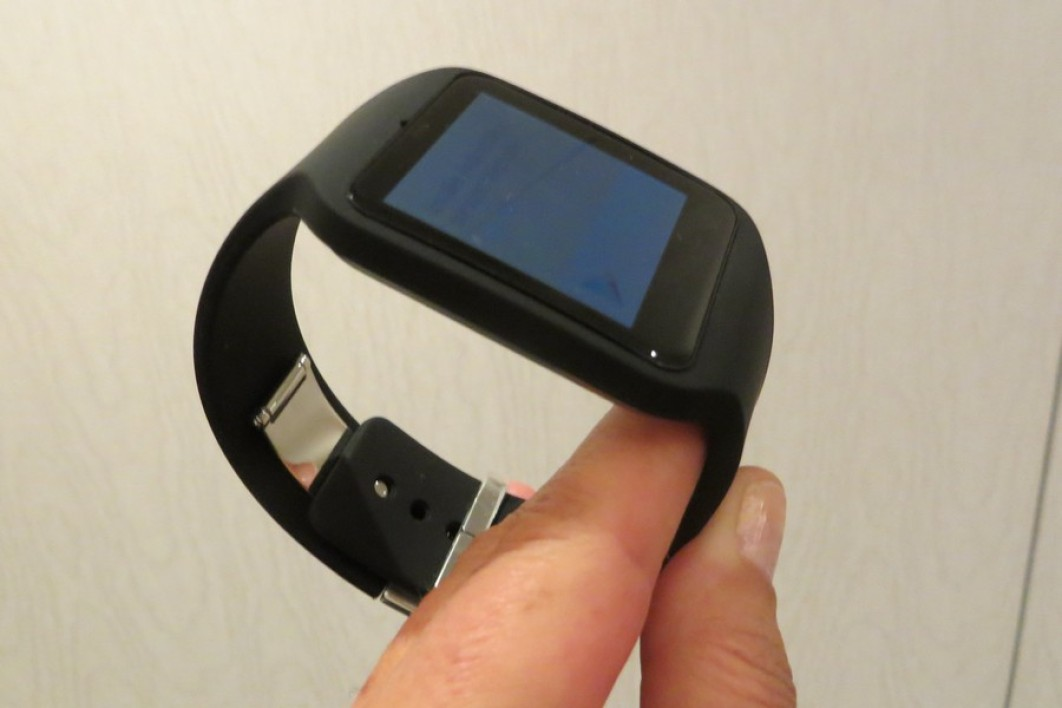 Sony Smartwatch 3, un bracelet interchangeable