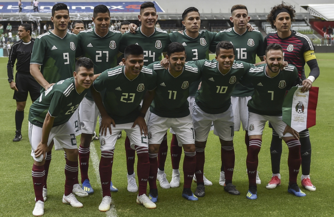 Coupe du monde 2018 : Mexique
