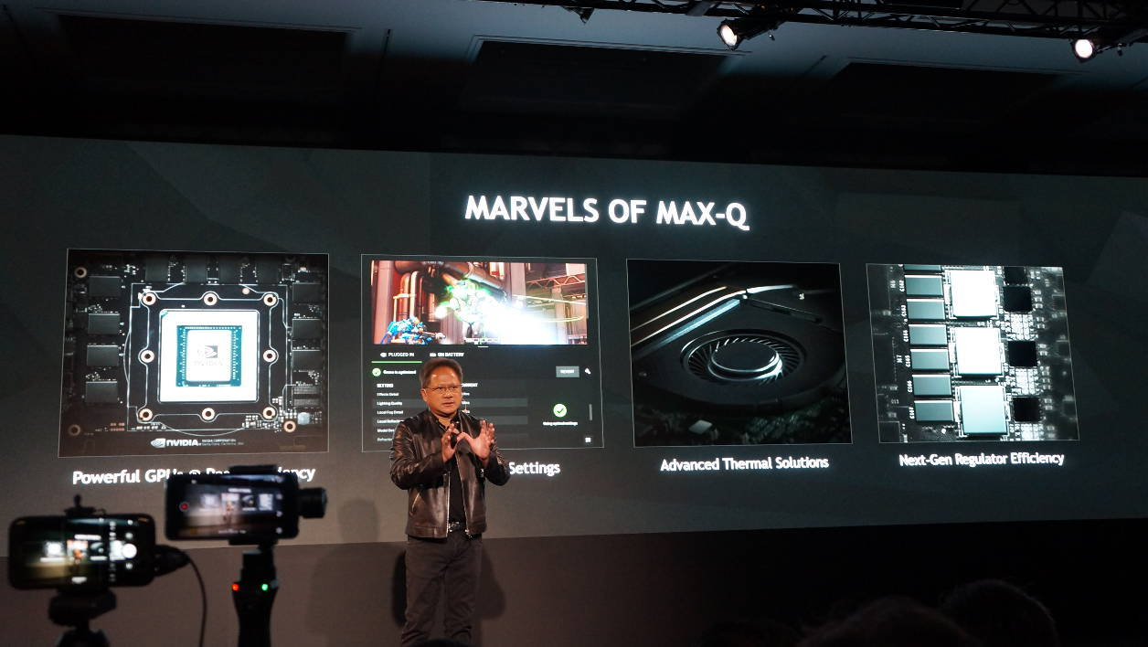 GeForce GTX Max-Q Design