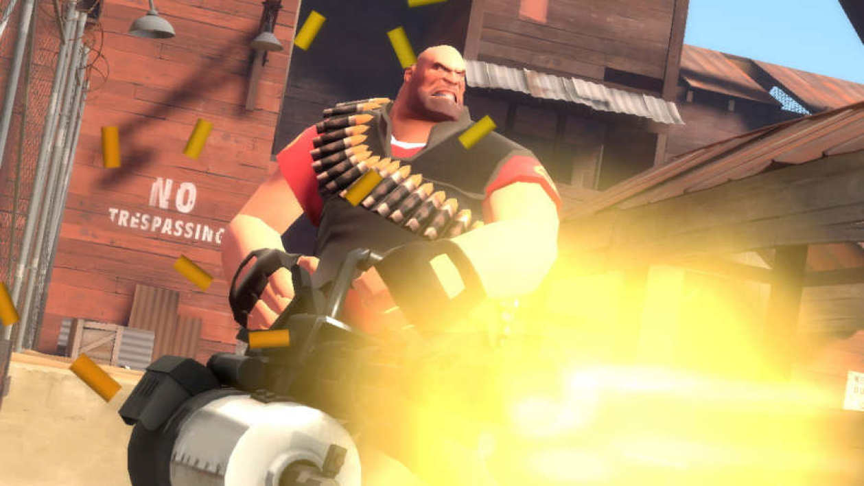 Heavy de Team Fortress 2