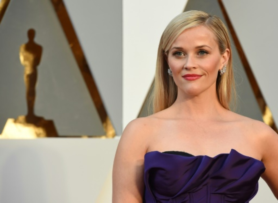 Reese Witherspoon le 28 février 2016 à Hollywood