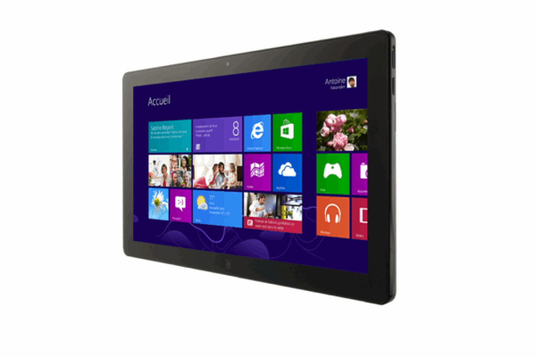 Windows 8 sur Surface, de Microsoft