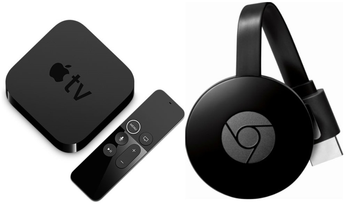 Apple TV Chromecast
