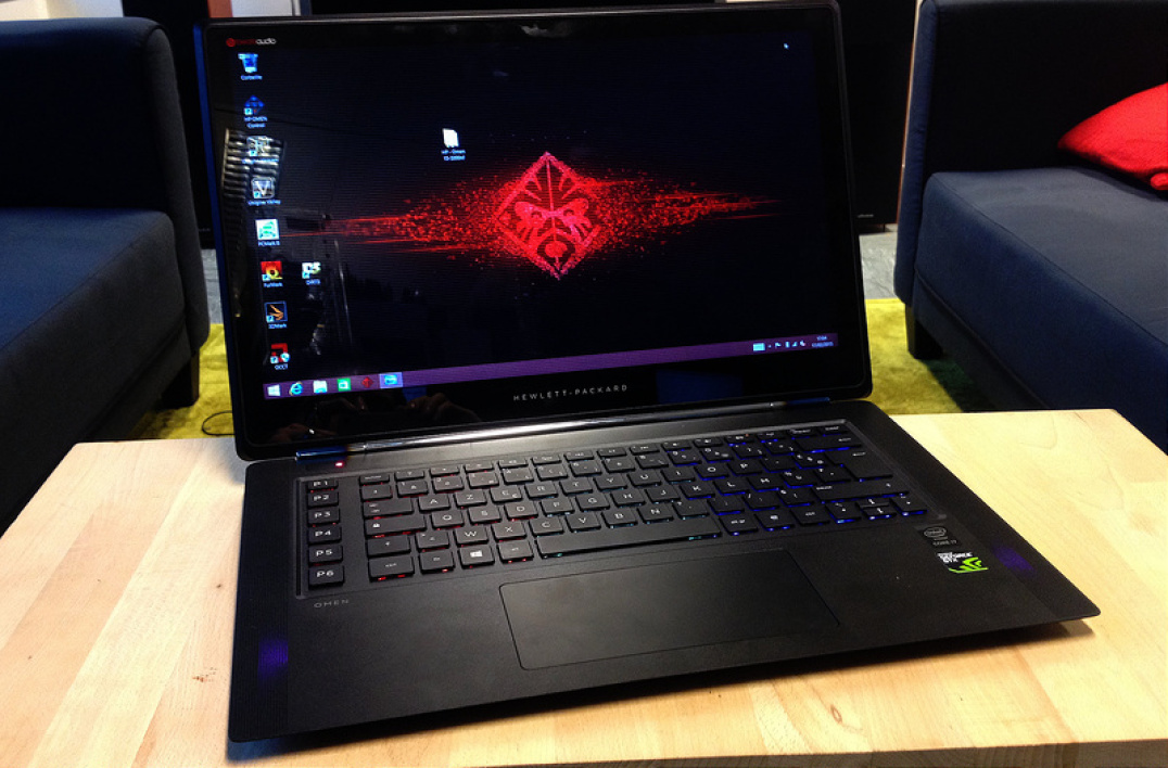 Hp omen 15 5000nf le test complet for Ecran pc brillant
