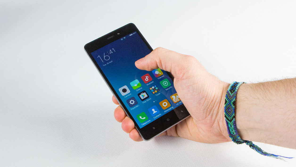 Test : Xiaomi Redmi 3