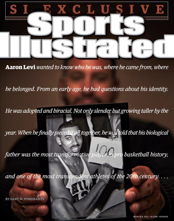 La couverture du dernier Sports Illustrated