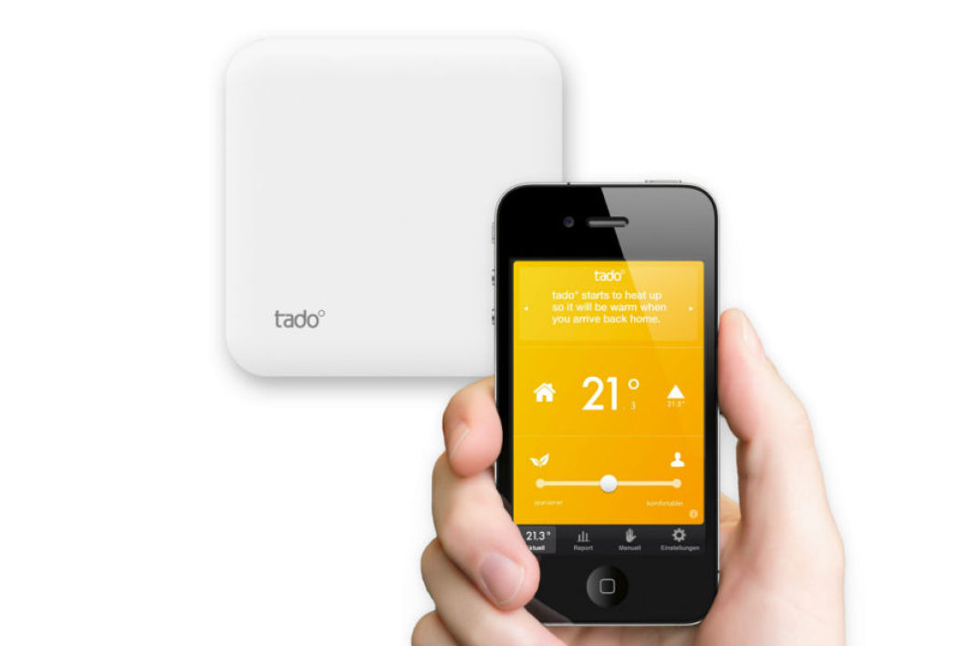 Thermostat intelligent Tado°