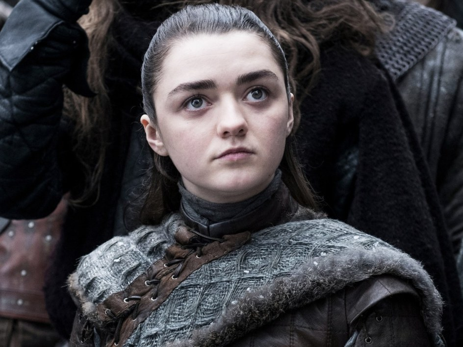 Arya dans Game of Thrones
