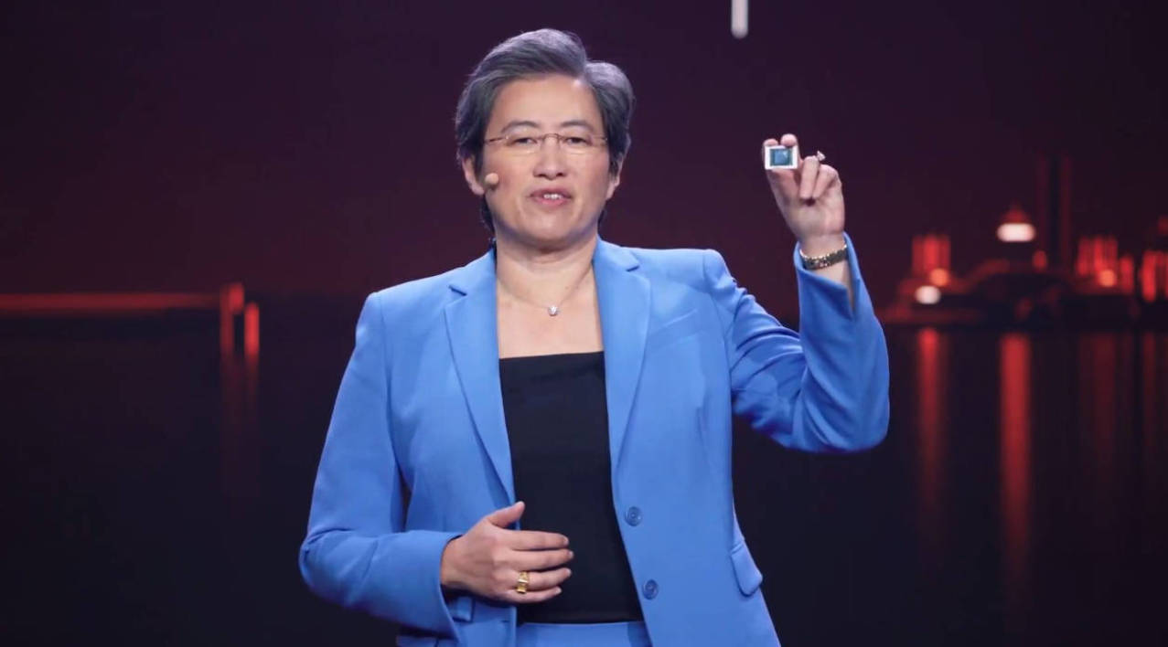 Dr. Lisa Su AMD CEO