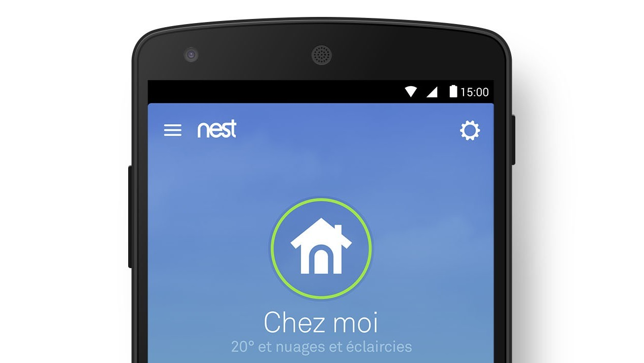 Nest maison connectée domotique