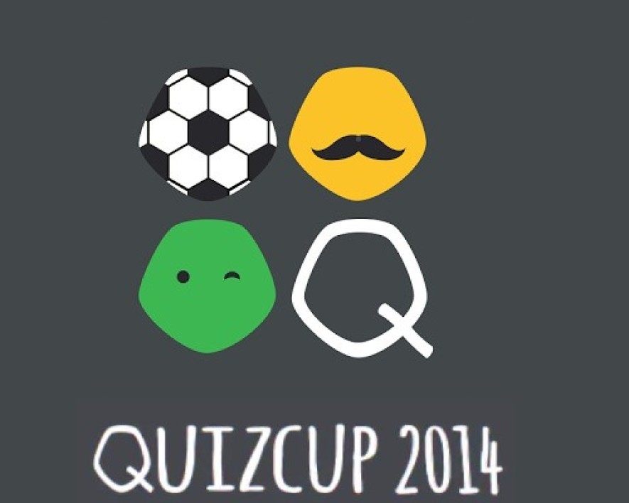 QuizCup 2014 World Football