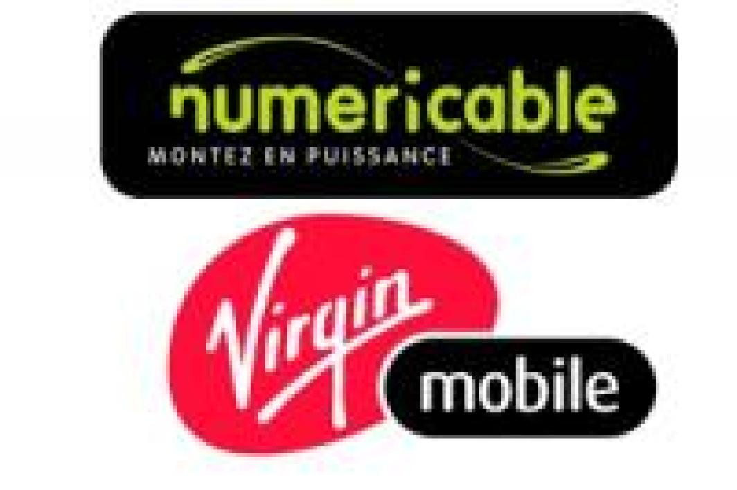 Numericable rachète Virigin Mobile