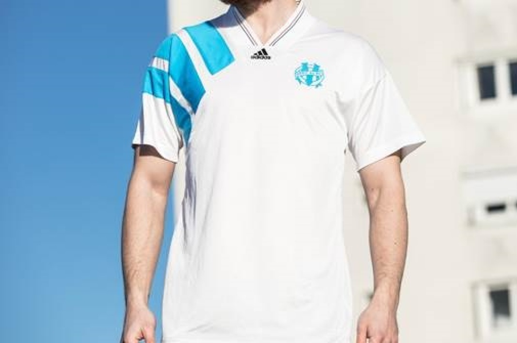 Maillot collector de l'OM
