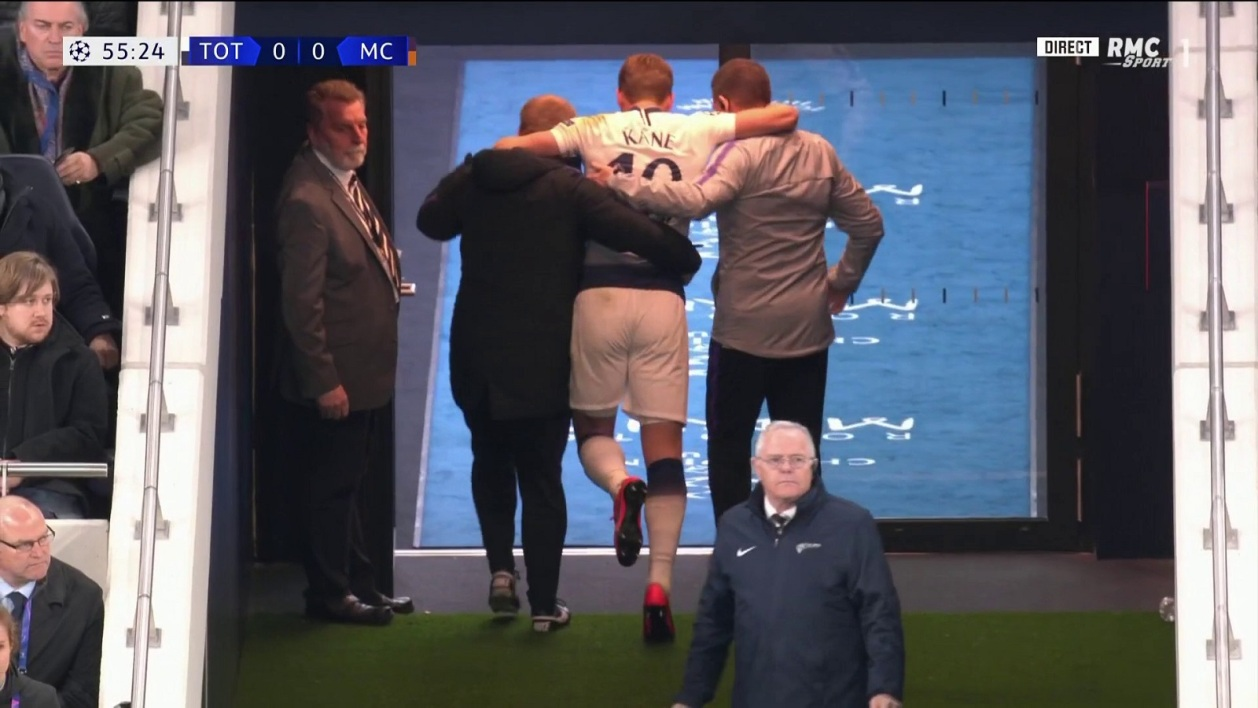 Harry Kane sort sur blessure (2)