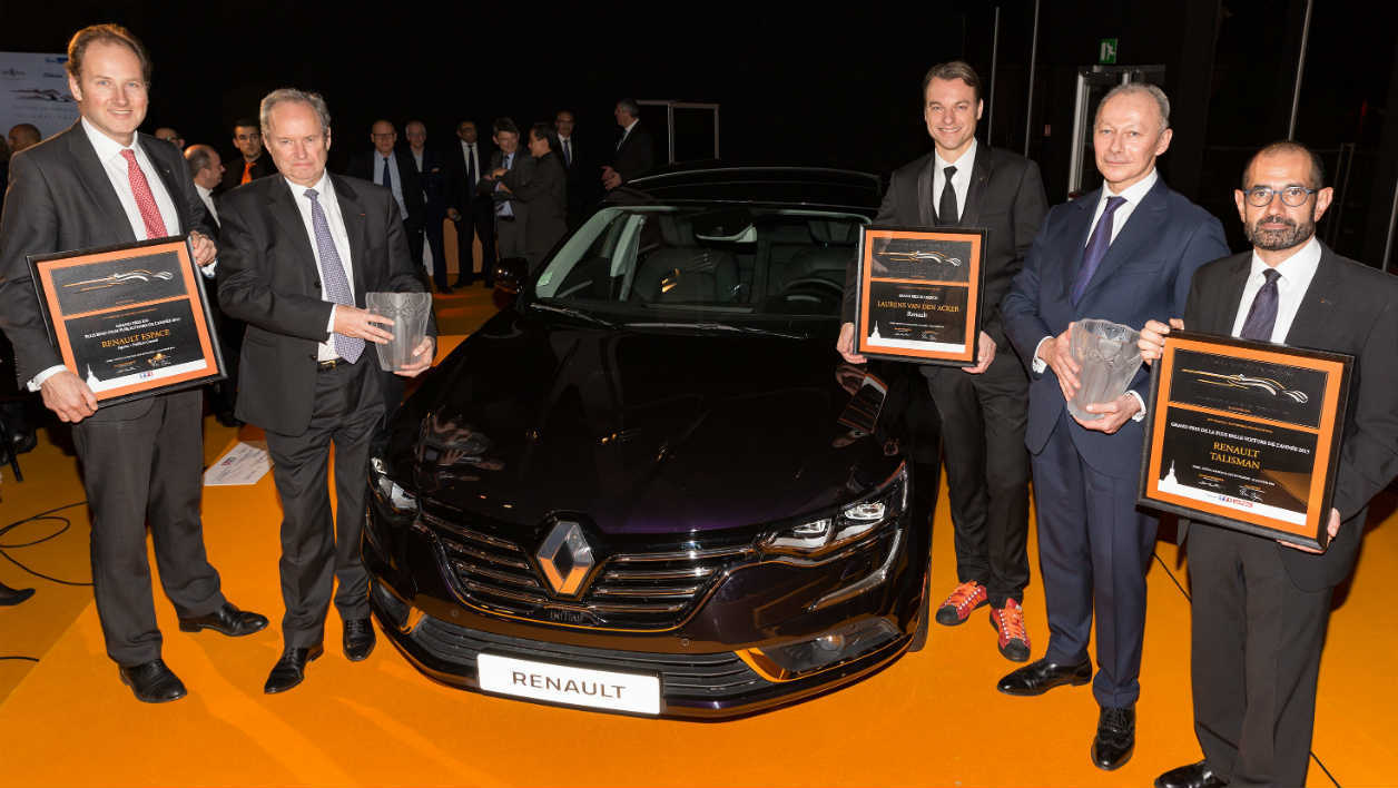 Renault Talisman Festival Automobile International