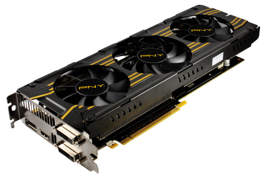PNY GeForce GTX 780 Ti OC