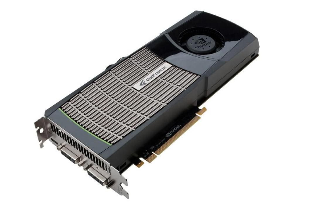 Nvidiai GeForce GTX 480 (Fermi)