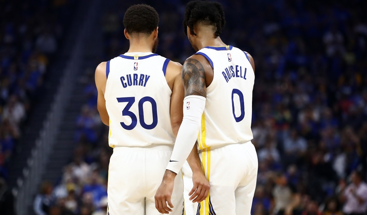Curry et Russell