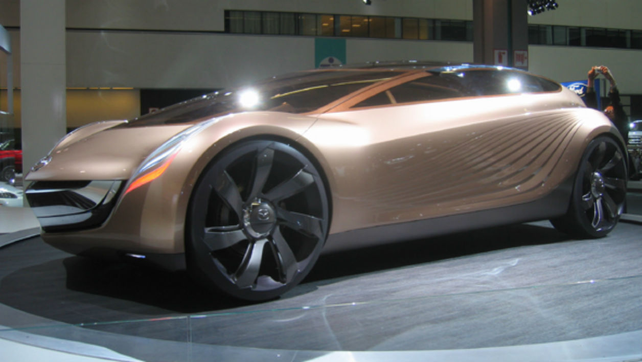 Mazda Nagere concept