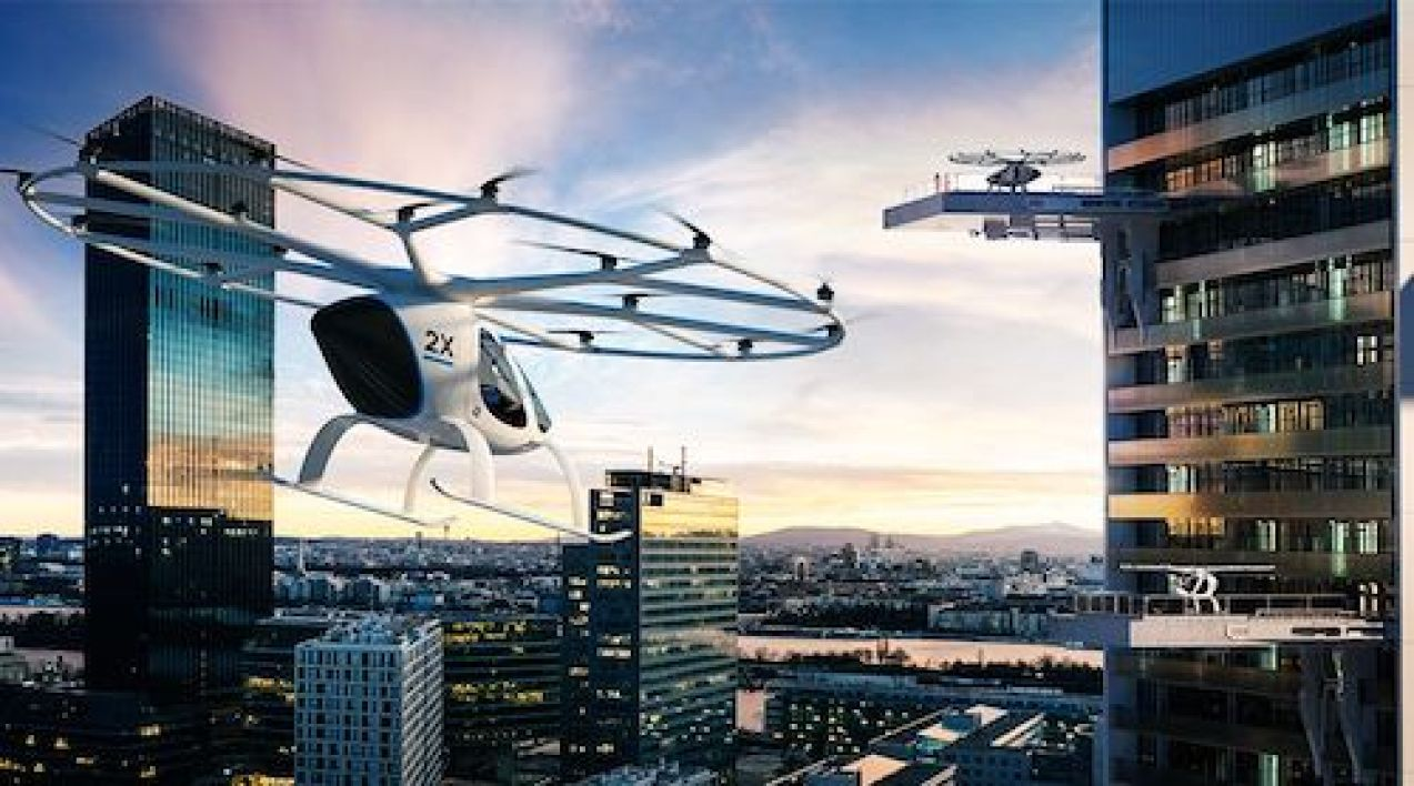 Volocopter (Taxi volant)