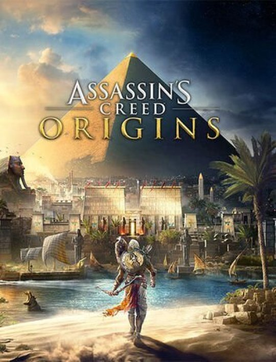 Assassin's Creed Origins - Édition Standard PCAssassin's Creed Origins - Édition Standard PC