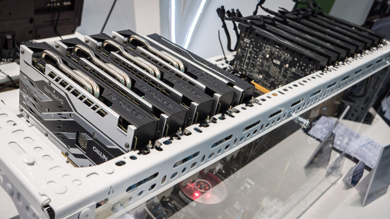 Machine à miner du BitCoin