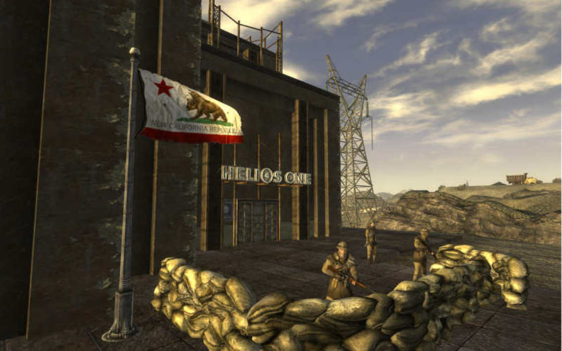 Base de la New California Republic