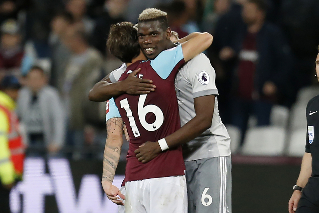 Paul Pogba - Mark Noble