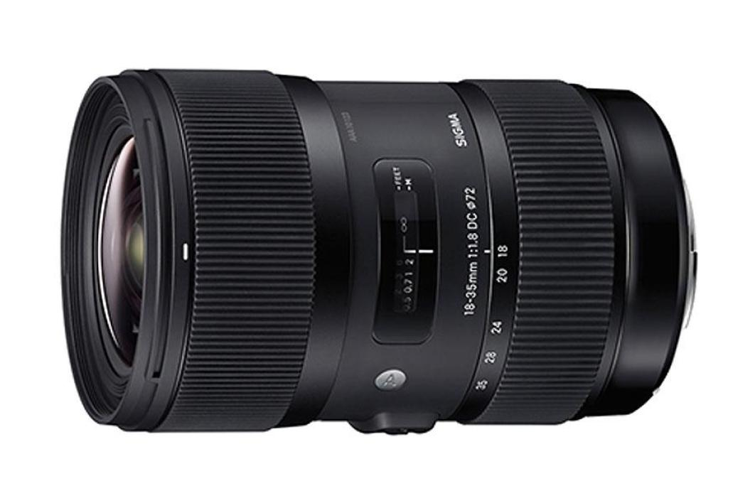 Sigma 18-35 mm F/1.8 DC HSM ART