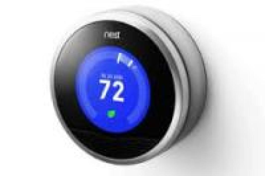 Le thermostat intelligent Nest