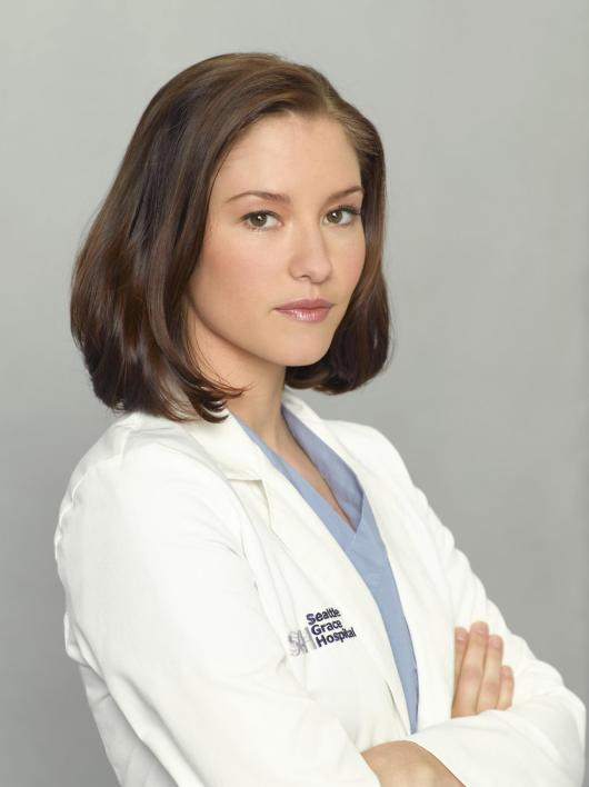 Chyler Leigh, l'interprète de Lexie Grey