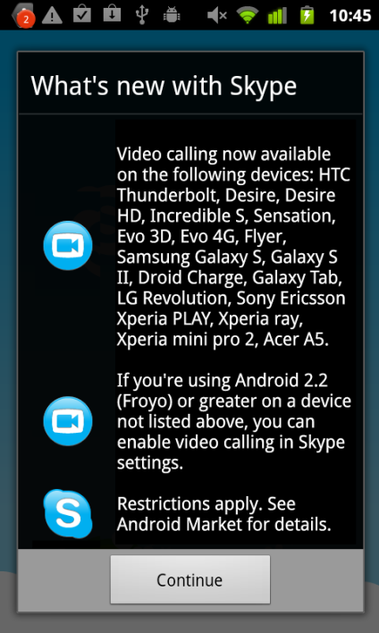 Skype 8.46.0.60 for Android - Download - AndroidAPKsFree