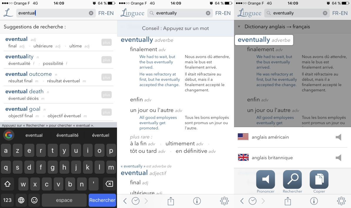 5 applications de traduction gratuites pour iphone et android