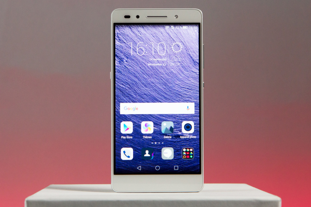 Huawei honor 7 le test complet for Photo ecran honor 7