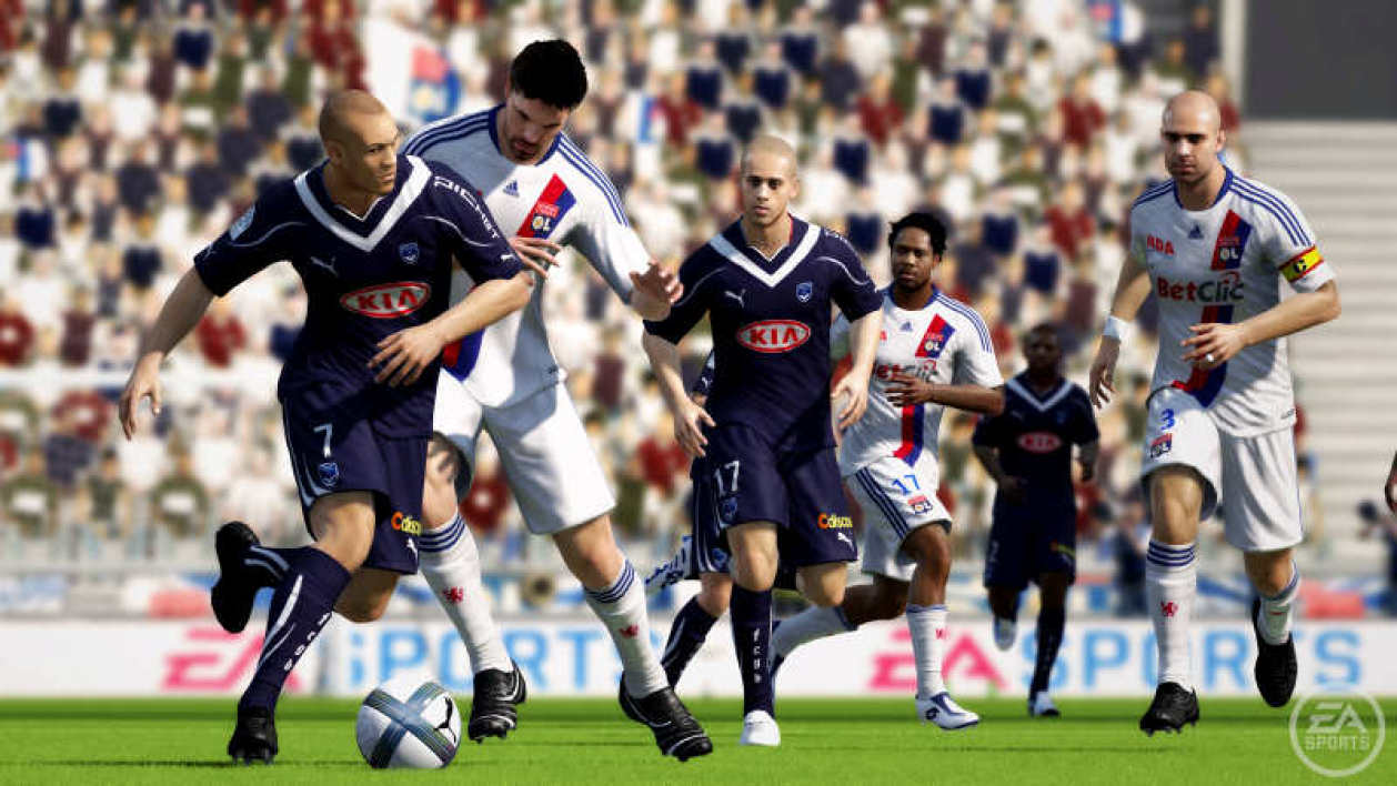 Fifa 11, d'Electronic Arts