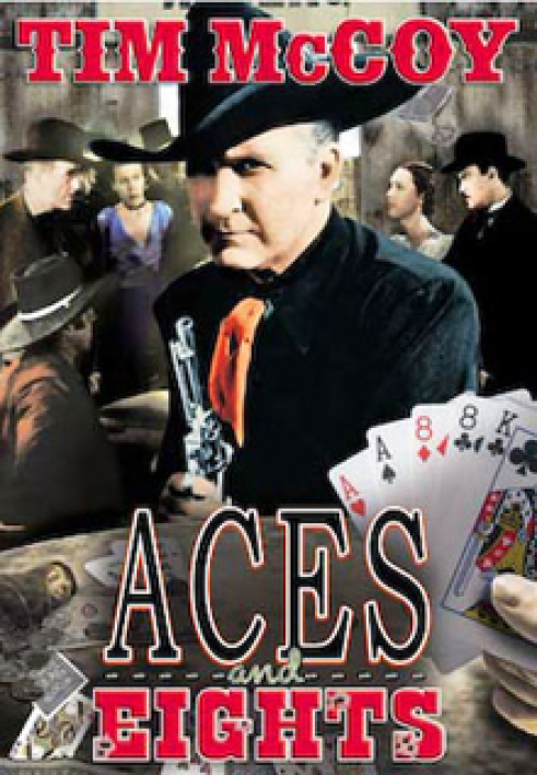 "Affiche du film ""aces ans eights"""