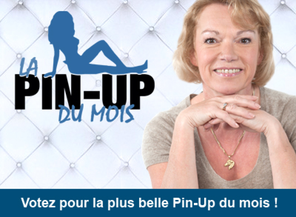 La pin-up du mois