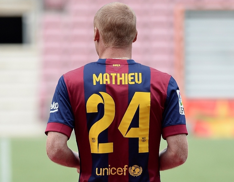 J.Mathieu : « Au Barça, tout change de dimension »