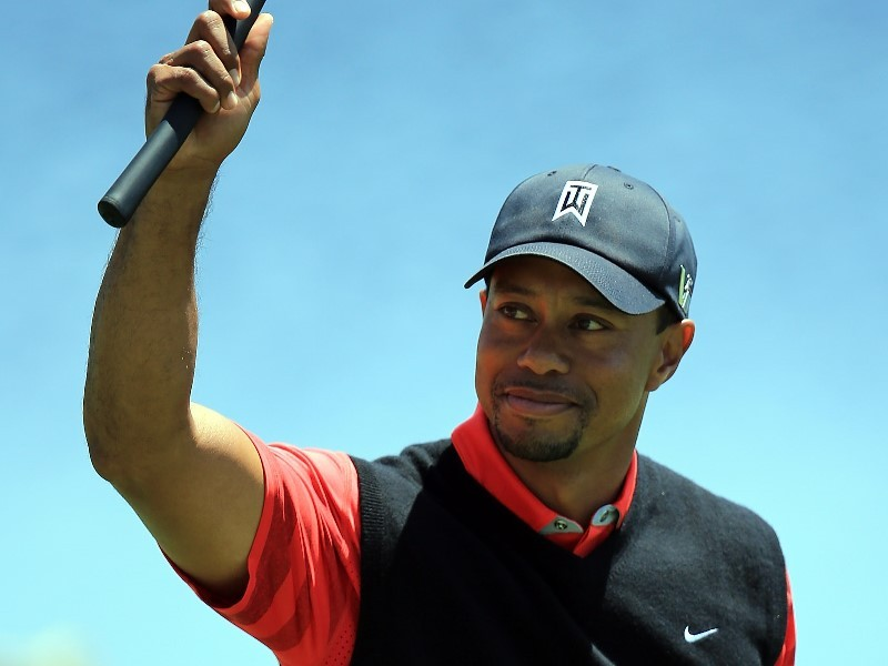 Tiger Woods éjecté du Top 100