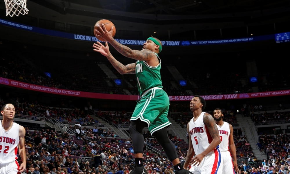 Isaiah Thomas (Boston Celtics)