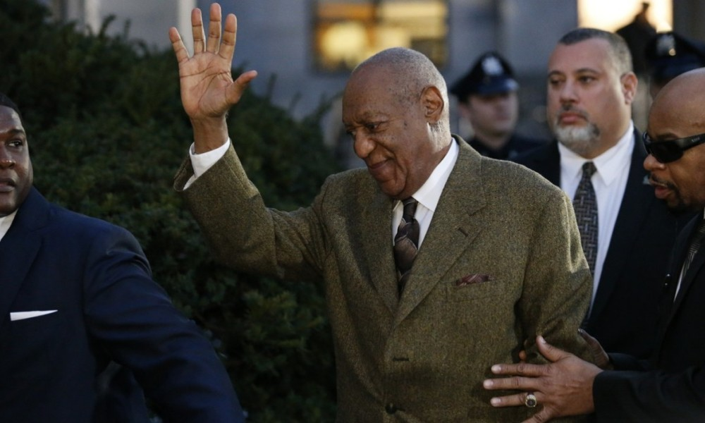 Bill Cosby, le 2 février 2016