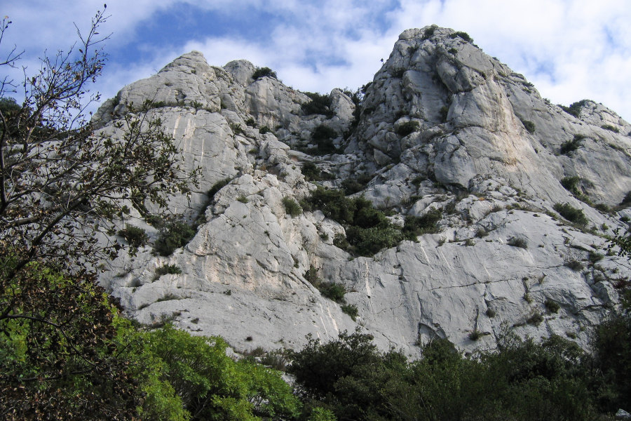 La montagne Sainte-Victoire (Photo d'illustration).