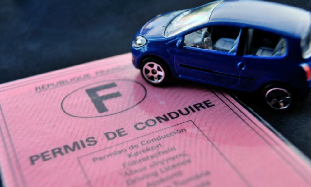 Permis de conduire suspension