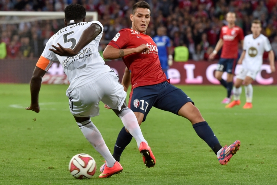LOSC : Rony Lopes absent 2 à 3 semaines